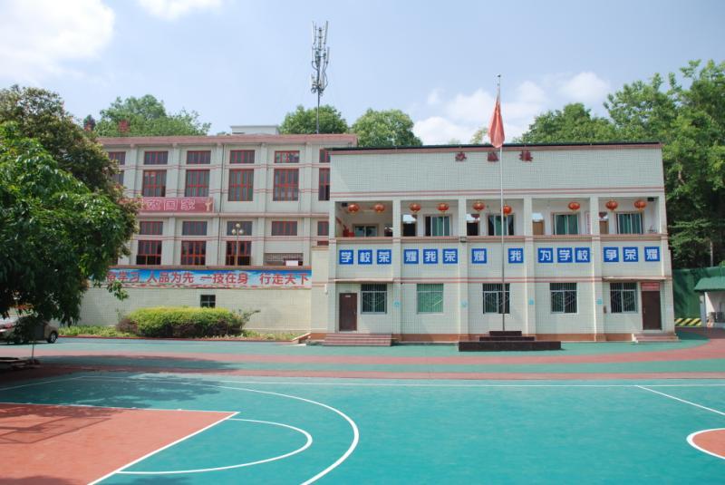 简阳市机电工程学校环境图片